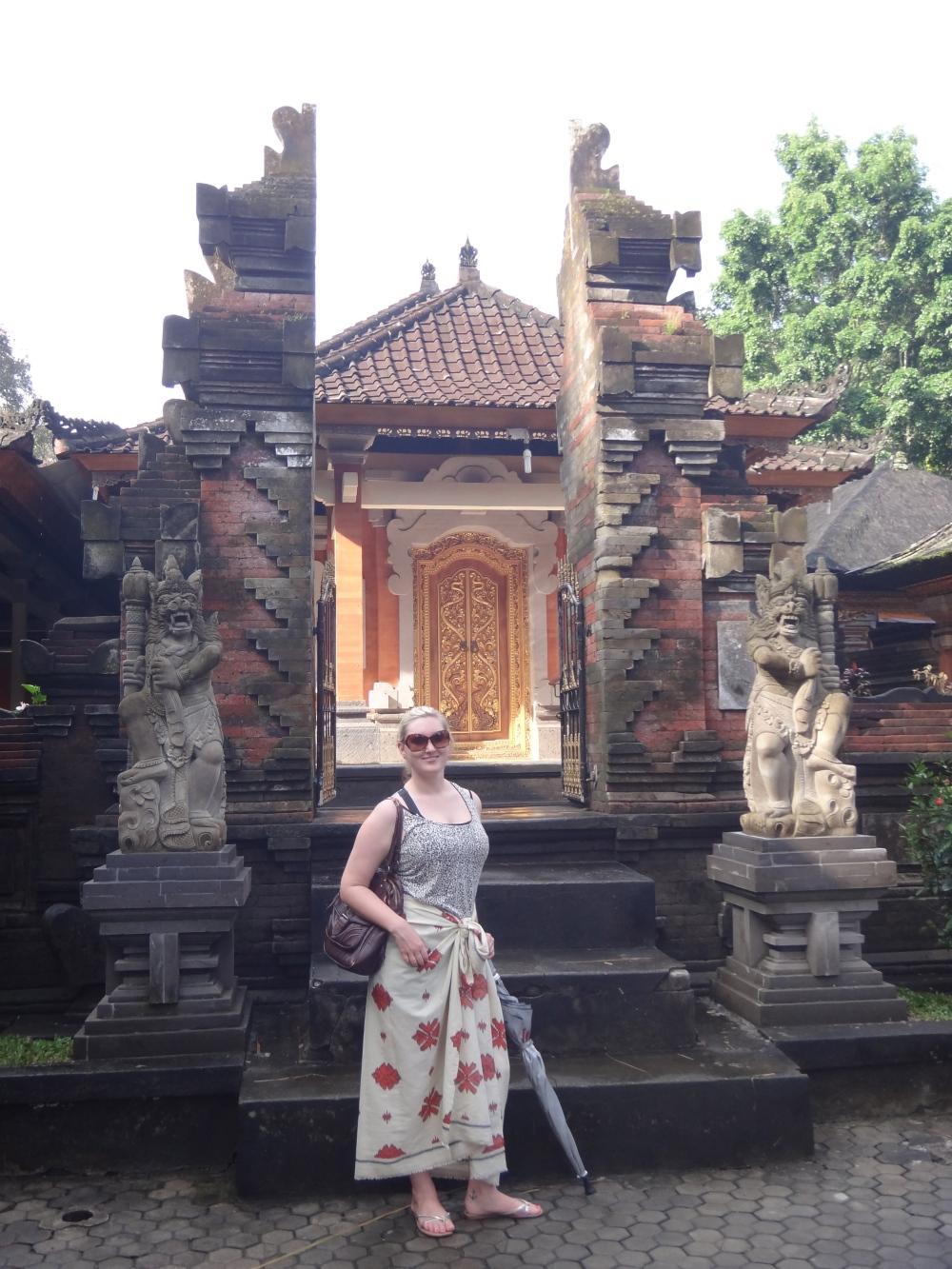 Bali Tirta Empul Temple Roamsweetroam